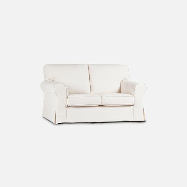 Daiana - divano sfoderabile con riferimenti stilistici al ...
