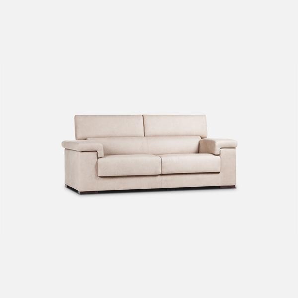 Eva - divano con meccanismo multiscatto e ampia componibilità