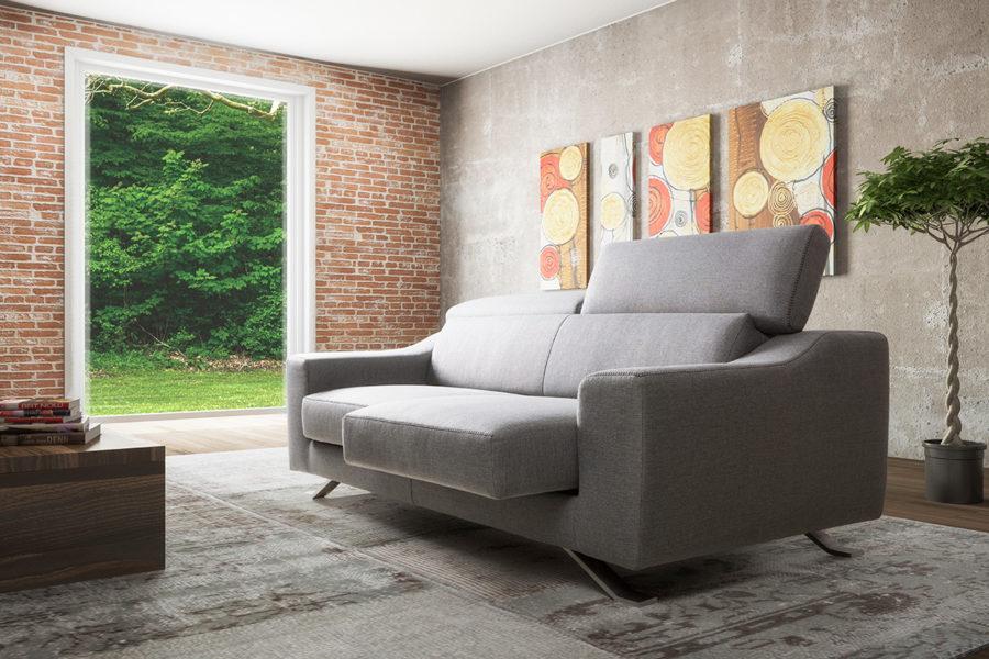 Winson: un divano da vivere in tutti gli spazi
