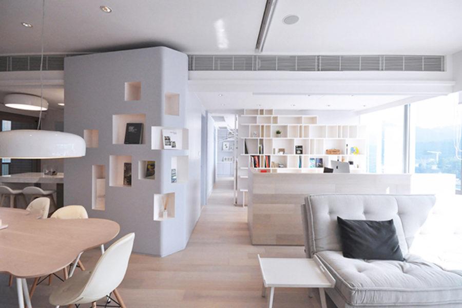 Spazi e divani multifunzione