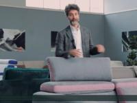 Gamma Salotti - video Techno Water Clean