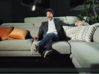Poggiatesta divano - fino a 13 diverse posizioni